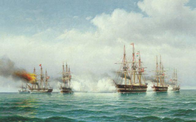 Slaget ved Helgoland 9 maj 1864