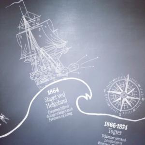 Fregatten Jylland - et skib med 1000 historier