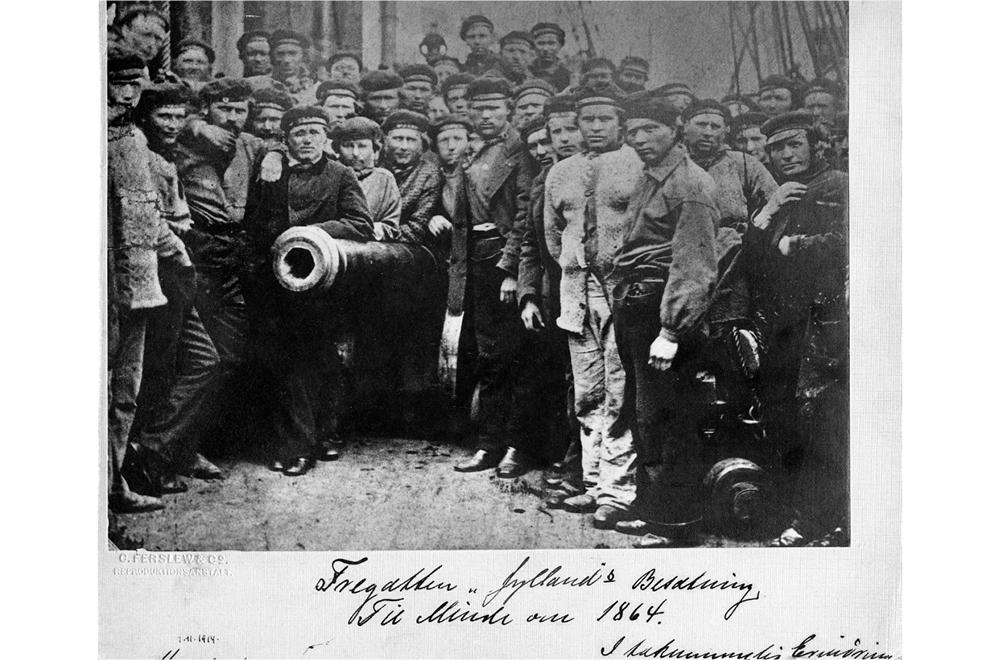 Besætning 9 maj 1864